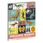 Calendario de adviento Jurassic World