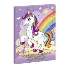 Calendario de adviento Unicornio