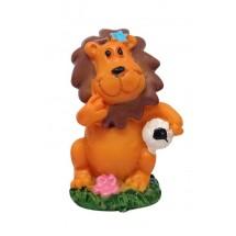 Figura roscón león balón