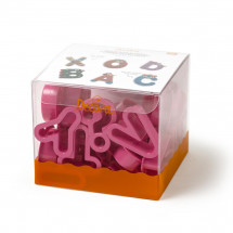Set de cortadores letras Decora
