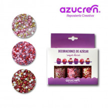 Sprinkles Suave - Para siempre - Red velvet Azucren