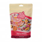 Deco Melts naranja Funcakes
