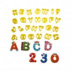 Cortadores de letras y números pequeños Decora