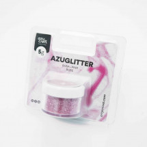 Purpurina Azuglitter rosa