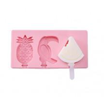 Molde para helados tropical