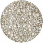 FunCakes Sugarpearls Metallic silver maxi.