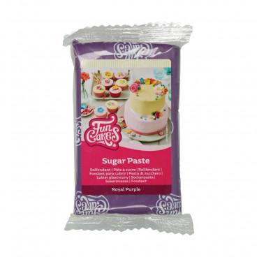 Funcakes fondant Royal Purple 250 gr