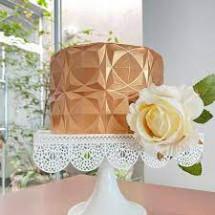 Placa Origami Perfecta simetría BWB
