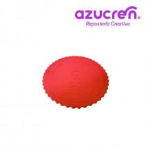 Disco extrafuerte rojo 20 x 3mm Azucren