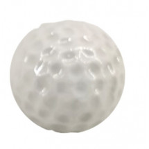 Figura roscón pelota golf