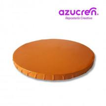 Base 1 cm. 25cm. Naranja Azucren