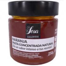 Naranja en pasta Sosa 250gr