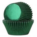 Cápsulas Metalizadas verdes. HoM.