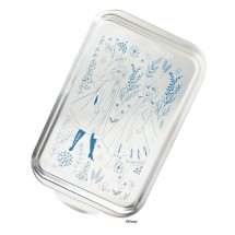 Disney Frozen 2- Molde Naturals® con Tapa Metal 22,5x32,5cm
