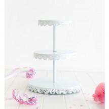 Stand para cupcakes 3 pisos