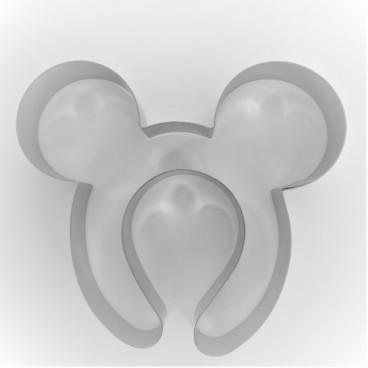 Cortador diadema Mickey