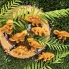 Party Dinosaur cakelet pan