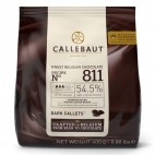 Callets Chocolate negro 53,8%
