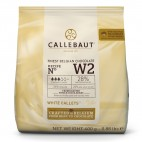 Callets Chocolate blanco 28%