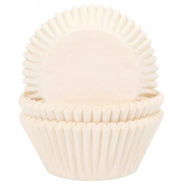 Cápsulas mini cupcakes crema